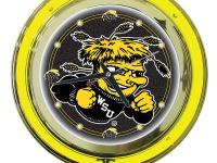 This Officially Licensed NCAA Neon Clock is a great