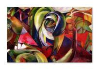 Franz Marc was a German painter and printmaker. He