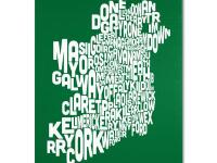 This artwork is printed and wrapped in Ohio.  This is a