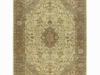 Almarah Design 100% Wool Rug - Traditional Design by