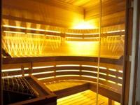 Traditional Scandinavian Saunas - complete with