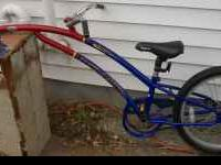 TRAIL-A-BIKE EXCELLENT SHAPE. $35.00. SEE PICTURES. IF