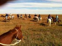 Douglas County Trail Riders and the Madle Family invite