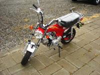 Trail Ryder 110 cc, 4Spd automatic, Electric Start,