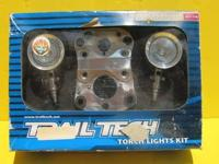 This is a new Trail Tech Torch Halogen Light Kit, part