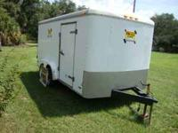 Cargo - good trailer, title in hand - first $1900