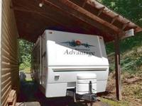 wer Travel Trailer 2004 Fleetwood Wilderness Advantage
