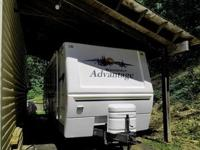 hpe Travel Trailer 2004 Fleetwood Wilderness Advantage