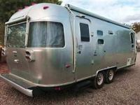 cra travel trailer 2006 Airstream International CCD