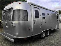 ejn travel trailer 2006 Airstream International CCD