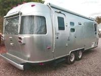 hxb travel trailer 2006 Airstream International CCD
