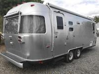 rak travel trailer 2006 Airstream International CCD
