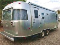 res travel trailer 2006 Airstream International CCD