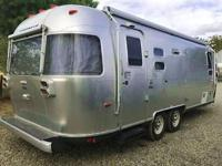 tre travel trailer 2006 Airstream International CCD