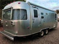 wyv travel trailer 2006 Airstream International CCD