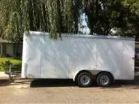 I have for sale a 16 ft by 7 trailer. it's 2006 in good