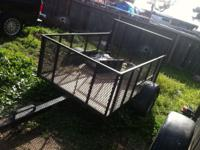 trailer 5x6, asking $700 obo. call jose at  // //]]>