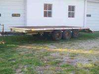 trailer heavy duty  Location: NKY
