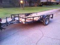 I selling a utility trailer. It is a 6x10 trailer.