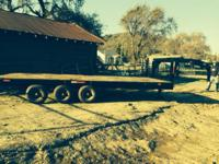 Trailer for sale have any question call Omar ( Iam