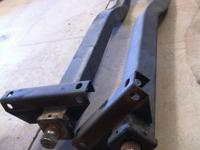 For Sale; a pair of boat trailer axles.  Approximately