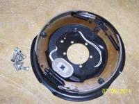 (1) TRAILER BRAKE KIT 6 LUG AXLE 35.00 CALL OR TEXT