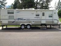 RENT AN RV at FLATHEAD VALLEY MONTANA RV drop off and