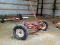 For Sale: Running gear for a trailer/hay wagon. frame