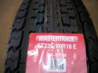 We just got in a load of new radial trailer tires. The