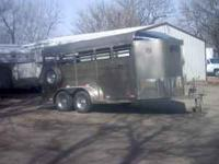 Always offering reasonable prices. Most trailers can be