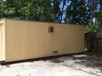 Great Storage/ Trailer Available for