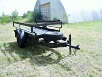I have a small heavy duty trailer that has overloads