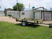 utility trailers- -5x8--5x10--6x10 for more info call