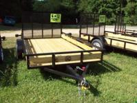 We construct a range of custom trailers and keep a