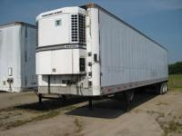 Description TRAILERS REFRIGERADOS 48 PIES THERMAL KING