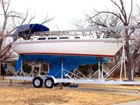 We stock used boat trailers in many sizes, so if you