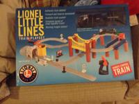 Train Play Set Lionel Little Lines BRAND NEW, Remote