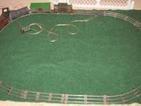 Have 4 great working train sets for sale all are