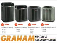 Get 100% financing on a new TRANE heatpump or Gas
