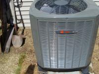 I acquired this Trane XB13 Heat Pump/Central Air device