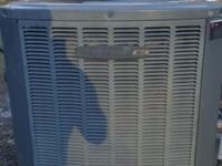 This AC unit is in good working condition and in great