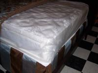 Great Price on Mattress & Box Spring NEW Still in
