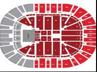 SEC. 17 Row 4 Seats 19 and 20TWO Tickets to the 4P. M.