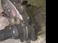 electric shift transfer case for 1996 chevy pickup