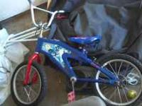 Transformers bike 20 or best offer needs tube for one