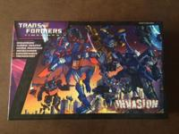 For your consideration are these COMPLETE Transformers
