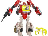 Awards Incredible Autobot Blaster figure converts from