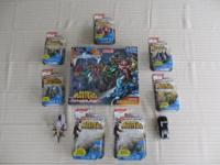 Various Transformers Prime Toys, including Legends,