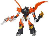 The terrifying Predacon tyrant Predaking is a mighty