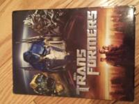 Up for sale is a dvd movie Titles: Transformers Studio: